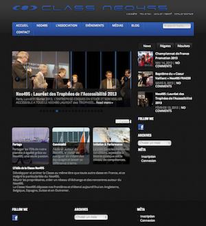 2013 lancement site ClassNeo495